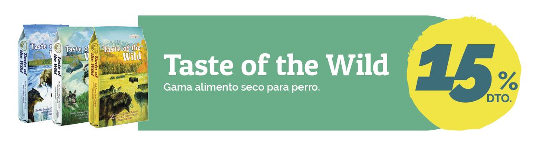 mokai banners octubre taste of the wild seco